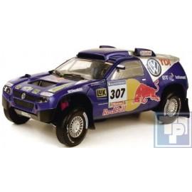 Volkswagen VW, Race Touareg, 1/18