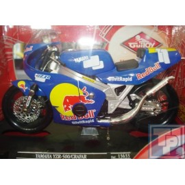"Yamaha, YZR-500/Crafar, ""Red Bull"", 1:10, 1/10"