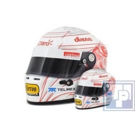 Helme, Kamui Kobayashi, Sauber 2011, 1/2