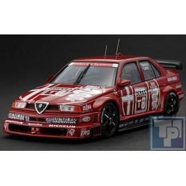Alfa Romeo, 155 V6 TI, 1/43