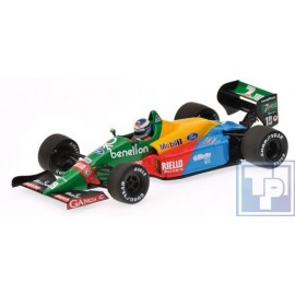 Benetton, Ford B188 Test Silverstone, 1/43