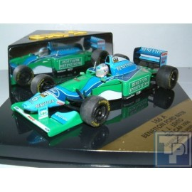 Benetton, Ford B193B Testcar, 1/43