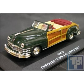Chrysler , Town & Country Cab., 1/43