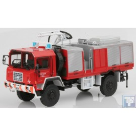 Saurer, 6DM 4 x 4 Fire, 1/50