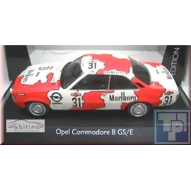 Opel, Commodore B GS/E, 1/43