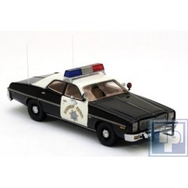 Dodge, Monaco California Highway Patrol, 1/43