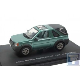 Land Rover, Freelander Hard Back, 1/43