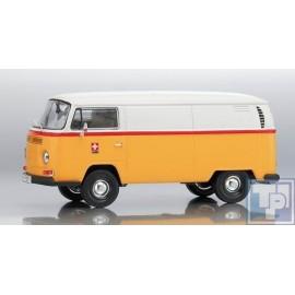 Volkswagen VW, T2a, PTT, 1/43