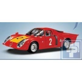 Alfa Romeo, 33.2 Daytona, 1/18
