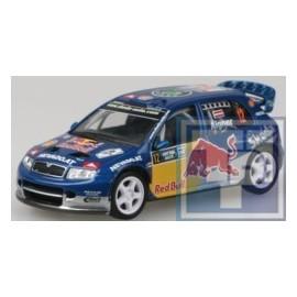 Skoda, Fabria WRC Evo2, 1/43