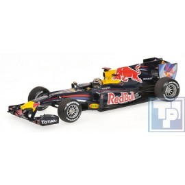 Red Bull Racing, Renault RB6, 1/43