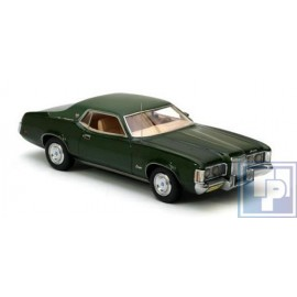 Mercury, Cougar Coupe, 1/43
