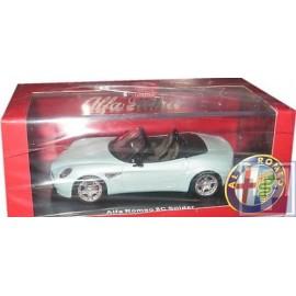 Alfa Romeo, 8C Spider, 1/43