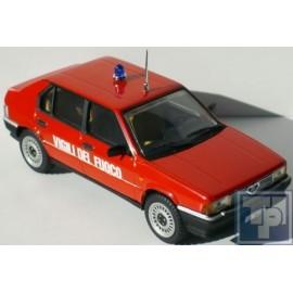 """Alfa Romeo, 90 Super """" Vigili del Fuoco"""", 1/43"""