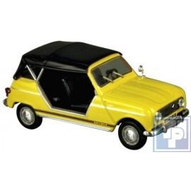 Renault, 4 Plein Air, 1/43