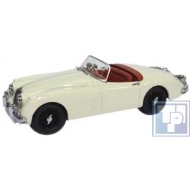 Jaguar,  XK150 Cabriolet, 1/43