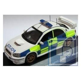 Subaru, Impreza WRX STI, Polizei, 1/43