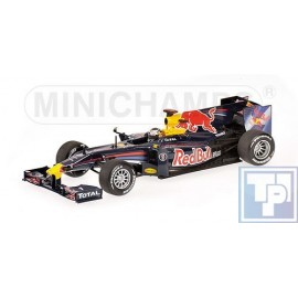 Red Bull Racing, Showcar, 1/43