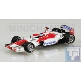 Toyota, Panasonic Racing TF103, 1/43
