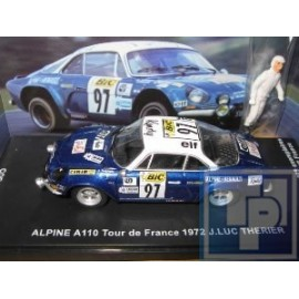 Alpine, A110, 1/43