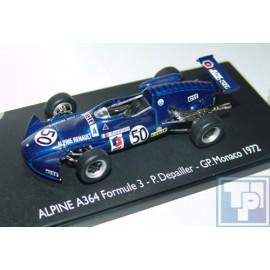 Alpine, A364 Monaco, 1/43