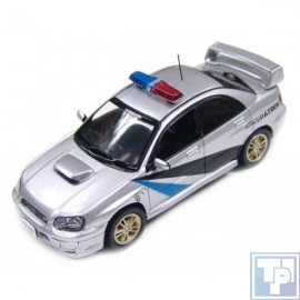 Subaru, Impreza WRX STI , Polizei USA, 1/43