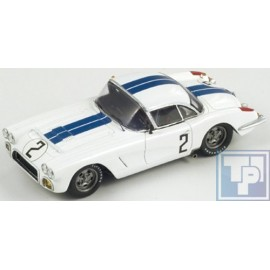 Chevrolet, Corvette Coupe, 1/43