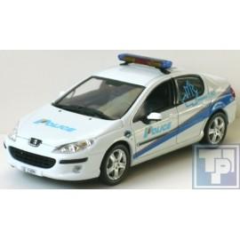 Peugeot, 407, Polizei Genf, 1/43