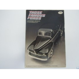 Ford, 48 Coupe, 1/25