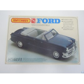 Ford, Convertible, 1/25