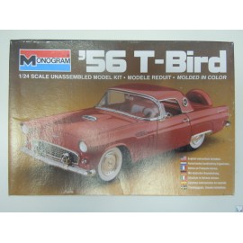 Thunderbird, 56 T-Bird, 1/24