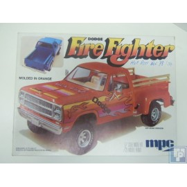 Dodge, Fire Fighter, 1/25