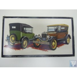 Ford, Touring T, 1/25