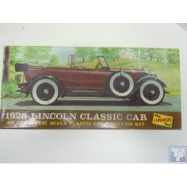Lincoln, Classic Car, 1/32