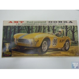 Cobra, Ford powered, 1/25