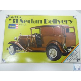 Sedan, Delivery Model A, 1/25