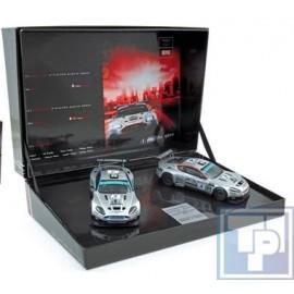 Aston Martin, DBRS 9 FIA GT-Set, 1/43