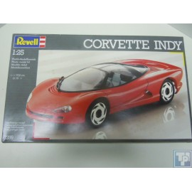 Chevrolet, Corvette Indy, 1/25