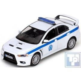 Mitsubishi, Lancer EvoX, Polizei, 1/43