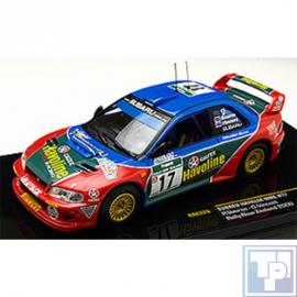 Subaru, Impreza WRC, 1/43