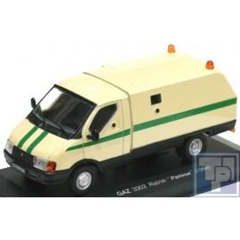 GAZ, 3302, Securityvan, 1/43