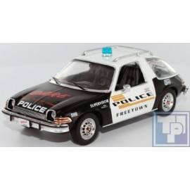 AMC, Pacer X, Police USA, 1/43