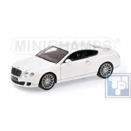 Bentley, Continental GT, 1/18