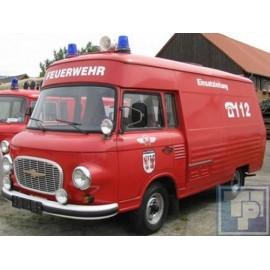Barkas, B1000 SMH-3 Feuerwehr, 1/43