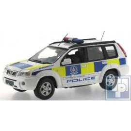 Nissan, X-Trail, Polizei, 1/43