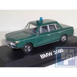 BMW, 2000, Polizei, 1/43