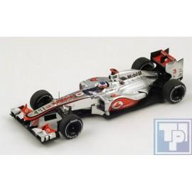 McLaren, MP4-27, 1/43