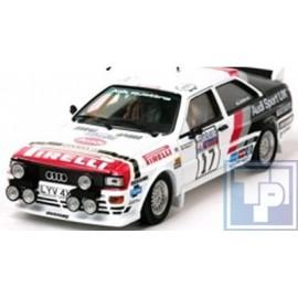 Audi, Quattro RAC, 1/43