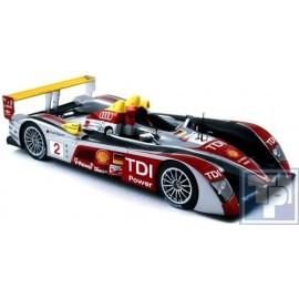 Audi, R10, 1/18