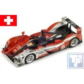 Audi, R15, 1/43